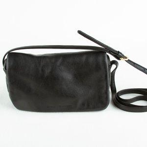 Vintage Leather Stone Mountain Cross-body bag